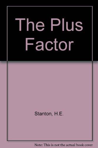 9780356151953: The Plus Factor