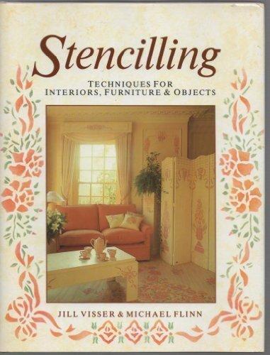 Stencilling (Macdonald guide to): Visser, Jill; Flinn,