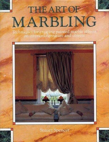 9780356153285: The Art Of Marbling