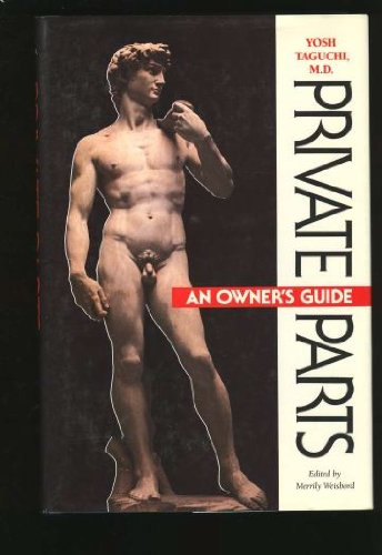 9780356155562: Private Parts: Health Guide for Men