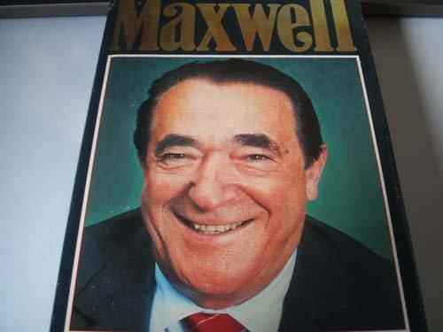 9780356171722: Maxwell