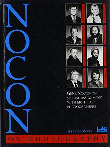 9780356175324: Nocon on photography: Gene Nocon on assignment with eight top photographers