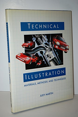 9780356175669: Technical Illustration (Macdonald guide to)