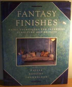 9780356176017: Fantasy Finishes