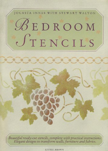9780356176284: The Painted House Stencils Collection: Bedroom 2 (Jocasta Innes painted stencils)