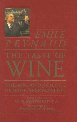 9780356176437: The Taste of Wine