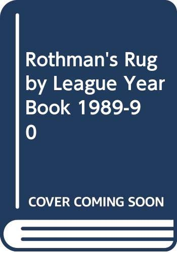 Rothman's Rugby League Year Book (9780356178509) by [???]