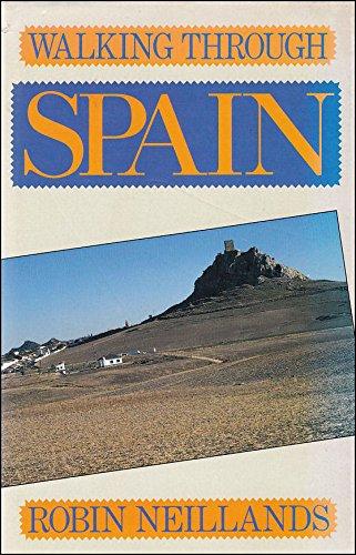 9780356179780: Walking Through Spain