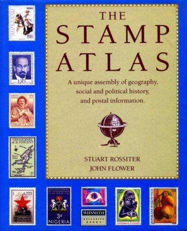 9780356180434: The Stamp Atlas