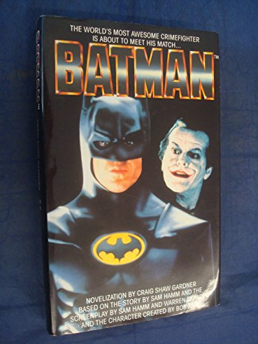 9780356181448: Batman: Novel