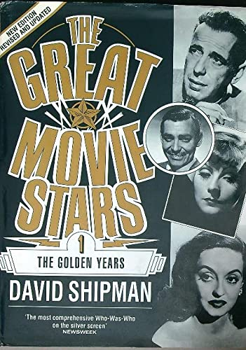 9780356181462: Great Movie Stars: The Golden Years v. 1