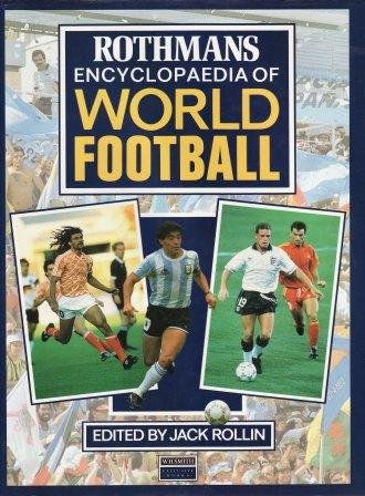 9780356189192: Rothmans Encyclopaedia of World Football