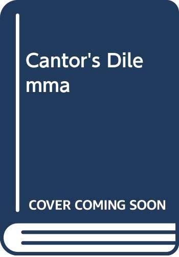 9780356190501: Cantor's Dilemma