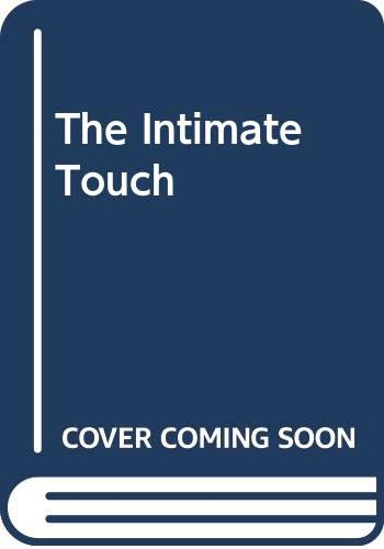 9780356191997: The Intimate Touch