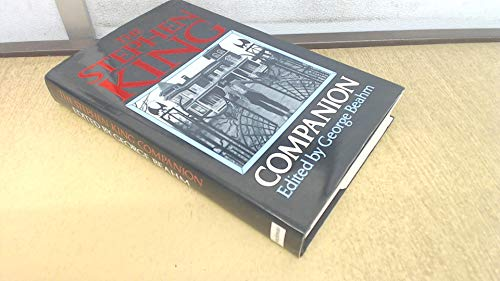 9780356192000: Stephen King Companion