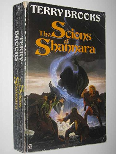 9780356192123: Scions of Shannara C Format Terry