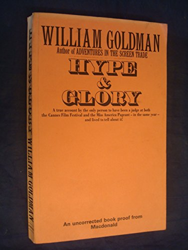 9780356194448: Hype & Glory
