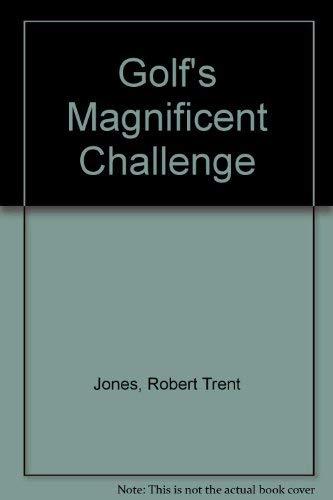 9780356194882: Golf's Magnificent Challenge