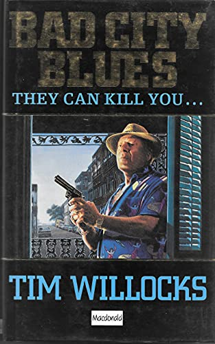 9780356195728: Bad City Blues