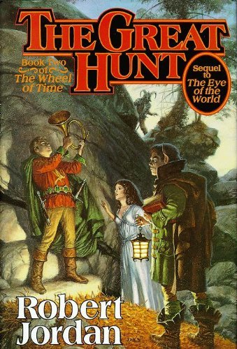 9780356197654: The Great Hunt (The Wheel of Time)