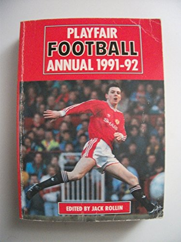 9780356200361: Playfair Football Annual 1991-92