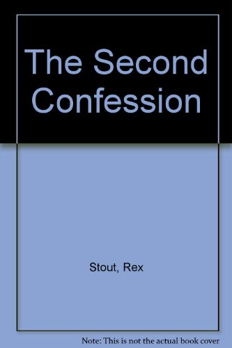 9780356201061: The Second Confession