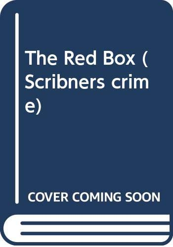 9780356201092: The Red Box