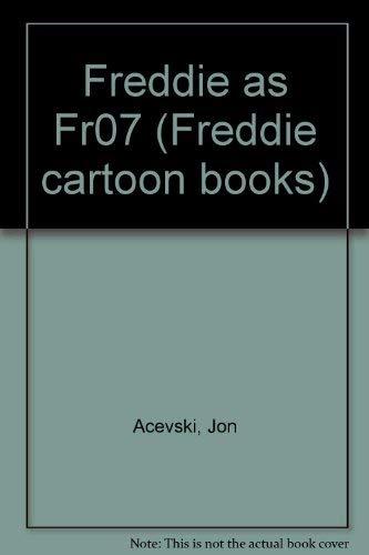 9780356201122: Freddie As F.R.O.7.Storybook (Freddie cartoon books)