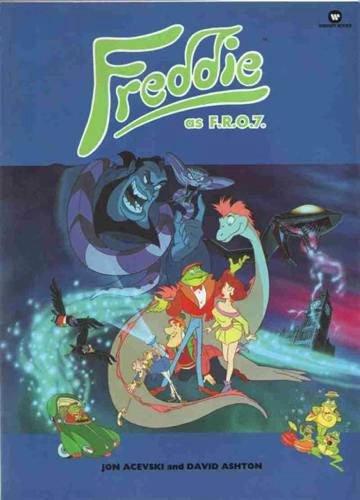 9780356201139: Freddie As F.R.O.7 Storybook (Freddie cartoon books)