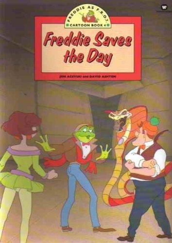 9780356201160: Freddie Saves the Day (Freddie Cartoon Books)