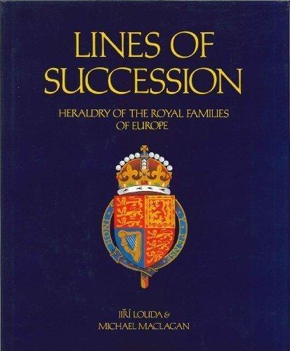 9780356203355: Lines of Succession