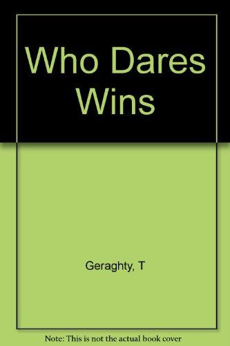 9780356203515: Who Dares Wins