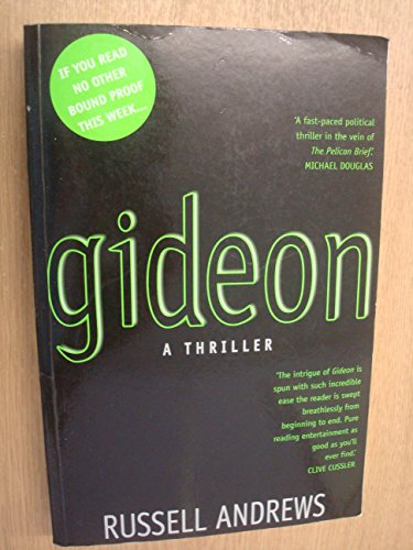 9780356212340: Gideon