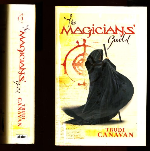 9780356242255: The Magicians' Guild: Book 1 of the Black Magician
