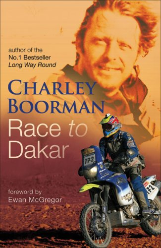 9780356244525: Race to Dakar