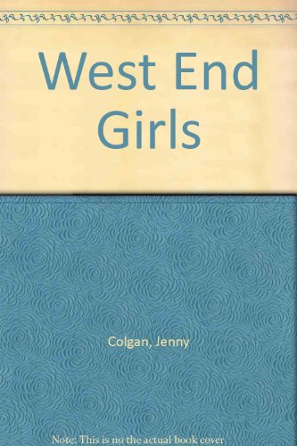 West End Girls (0356244652) by Jenny Colgan