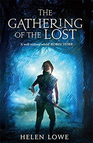 9780356500027: The Gathering Of The Lost: The Wall of Night: Book Two