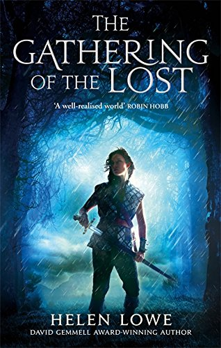 9780356500034: The Gathering Of The Lost: The Wall of Night: Book Two