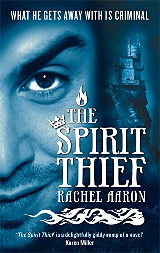 9780356500102: The Spirit Thief (The Legend of Eli Monpress)