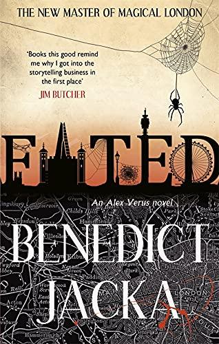 9780356500249: Fated: An Alex Verus Novel