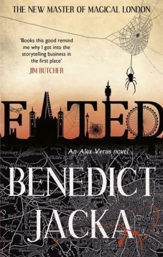 9780356500249: Fated: An Alex Verus Novel