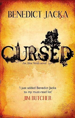 9780356500256: Cursed: An Alex Verus Novel