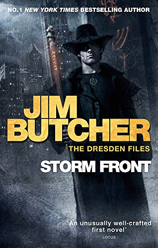 9780356500270: Storm Front: The Dresden Files, Book One: 1