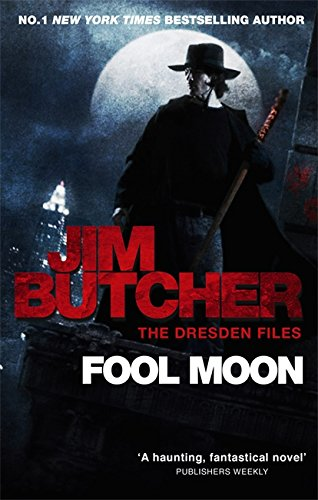Fool Moon (The Dresden Files) (0356500284) by Jim Butcher