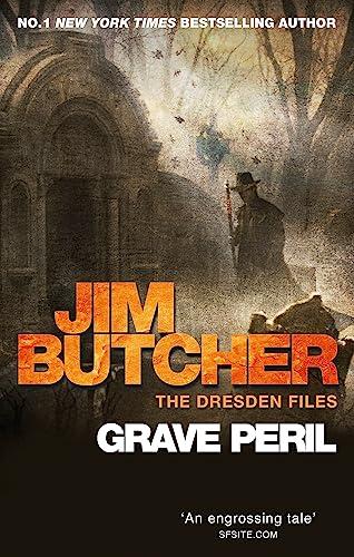 9780356500294: Grave Peril: The Dresden Files Book Three: 3