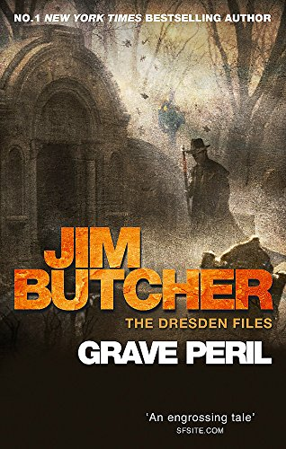 Grave Peril (Dresden Files): Butcher, Jim