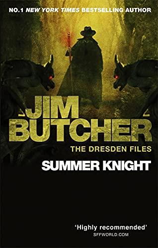 9780356500300: Summer Knight: The Dresden Files Book Four: 4