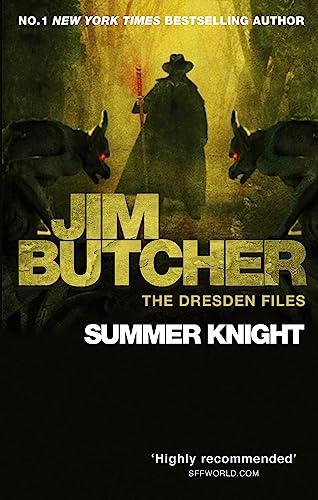 9780356500300: Summer Knight (Dresden Files)