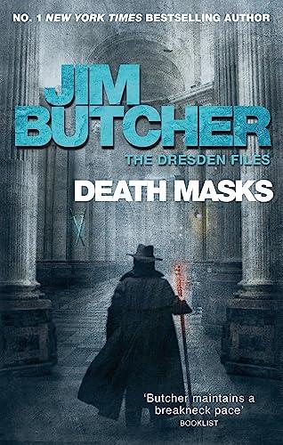 9780356500317: Death Masks: The Dresden Files Book Five: 5