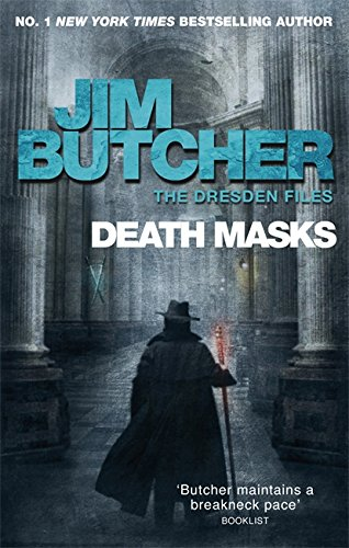 9780356500317: Death Masks: The Dresden Files Book Five: 5